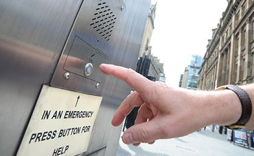 Tailored Intercom Stations for Town Centres