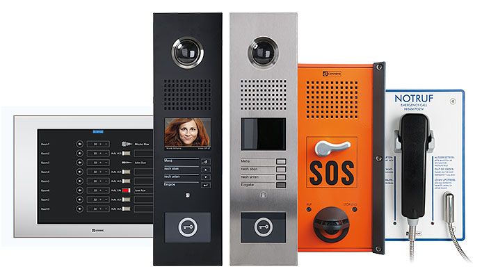 00ac9fd33 Customer specific intercom stations and solutions - Commend Intercom ...