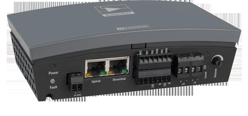 AF 20 - 20 Watt-Verstärker - Commend Intercom Systeme