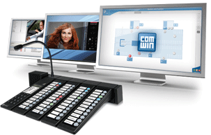 Control Desk Systems for every requirement