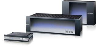 Hardware and Software Intercom Server