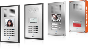 Intercom Stations for various applications