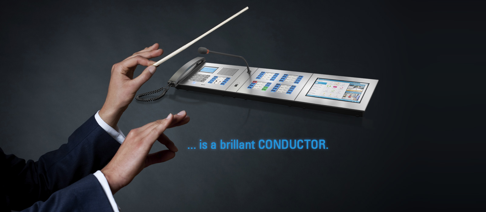 CONDUCTOR – The new Control Desk Solution